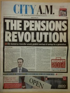 Pensions 2014